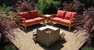 deep seating teak furniture