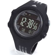 adidas men s questra black digital watch shipping today adidas men s questra black digital watch