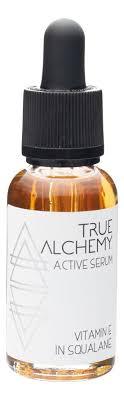 <b>Сыворотка для лица Active</b> Serum Vitamin E In Squalane 30мл ...