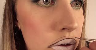 third eye makeup tutorial white angel makeup