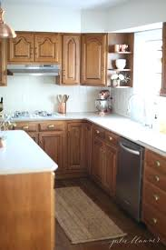 painting wood kitchen cabinets ideas ideas to update oak kitchen or bathroom cabinets without paint including