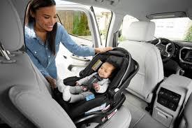 graco car seat loosen straps infant