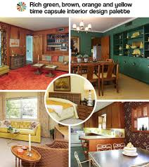 Time Capsule Homes Archives Retro Renovation - 1950s house interior