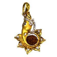 the lord ganesha pendant