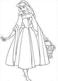 Small Picture Cinderella And Sleeping Beauty Coloring Pages Coloring Pages