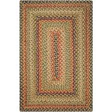 black braided rug star rugs multi color jute black and white wool braided rug