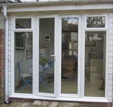 french patio doors with operable sidelites ideas