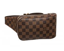 louis vuitton crossbody damier. louis vuitton damier ebene geronimos crossbody bag v