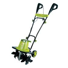 electric tiller cultivator with 5 5 in wheels