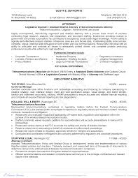 District Attorney Resume Sample Templates At