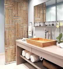 bamboo bathroom sinks bamboo panel bathroom bamboo style vessel sink bathroom faucet