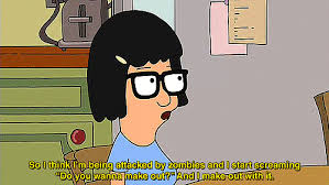 Bobs Burgers Quotes Extraordinary 48 Quotes That Prove Tina Belcher Is Your Awkward Goddess Dorkly Post