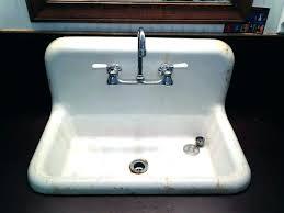 cast iron sink refinish white cast iron sink refinish sink bathroom sink refinishing kitchen porcelain cast