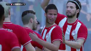 Ramadan Sobhi Clean Goal -- FIFA 17 - YouTube
