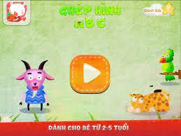 Bé học chữ cái, học tiếng Việt - Online Game Hack and Cheat ...