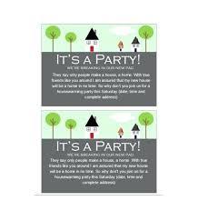 Free Printable Housewarming Party Invitations Free Printable