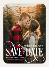 Save The Date Photo Cards Simply To Impress