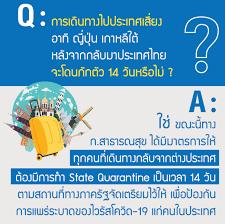 รัฐบาลไทย-ข่าวทำเนียบรัฐบาล-การเดินทางไปประเทศเสี่ยง อาทิ ญี่ปุ่น เกาหลีใต้  หลังจากกลับมาประเทศไทย จะโดนกักตัว 14 วันหรือไม่ ??