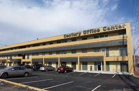 century office. Build To Office Space And Executive Suites On Memorial Parkway, Huntsville AL, Near Century