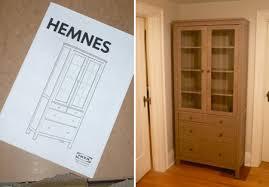 hemnes glass door cabinet with 3 drawers white stain for glass door cabinet livingurbanscape org source falls