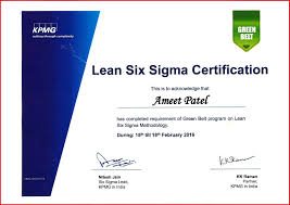 What Is Lean Six Sigma Certification 58571 Unique Collection 6 Sigma