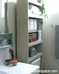 towel storage above toilet. Towel Rack Above Toilet Storage Bathroom Shelves Over Best Ideas T