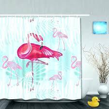 flamingo bathroom accessories pink decor set