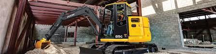 Excavators John Deere Us