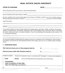 Real Estate Purchase Agreement Template Cool Real Estate Agreement Template Kelsieco