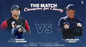 The Match: Champions for Charity ...