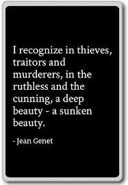 Deep Beauty Quotes Best Of Amazon I Recognize In Thieves Traitors And Murderers
