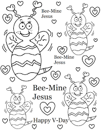 Small Picture Valentines Day Coloring Pages For Sunday School