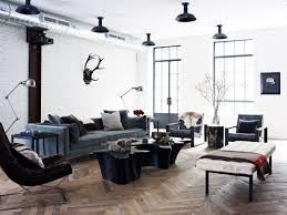 Bachelor Living Room Design Urban Loft Bachelor Pad Dk Decor