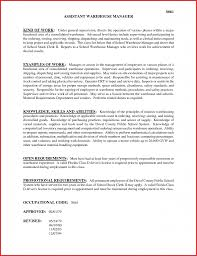 Warehouse Supervisor Job Description For Resume Warehouse Supervisor Job Description For Resume Therpgmovie 75