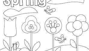 spring coloring pages free printable free printable spring coloring pages free printable spring coloring pages and