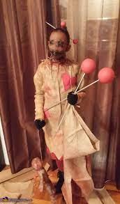 scary voodoo doll costume mind