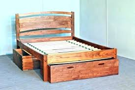 low wooden bed frame – soloavideo.info