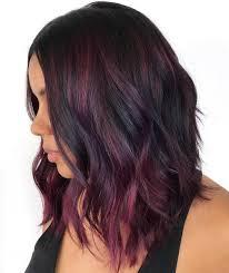 50 Beautiful Burgundy Hairstyles Hair Adviser