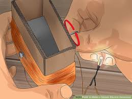 simple electric generator. Image Titled Make A Simple Electric Generator Step 10