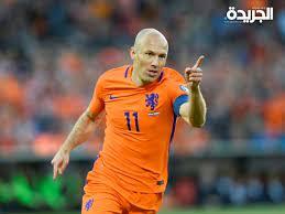 جريدة الجريدة الكويتية | الهولندي روبن يعلن اعتزاله اللعب نهائياً