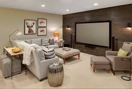 Basement Design Ideas Style