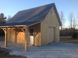 New England Style Barns  Post U0026 Beam Garden Sheds  Country Style Barn Garages