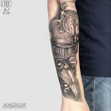 евгений павликов тату на руке Tattoo Magnum