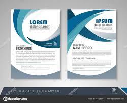 Business Poster Design Business Poster Design Template Stock Vector Stekloduv