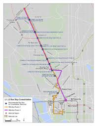 L1 And L2 Due May 11 Tell Metro What You Think Of Proposed L1 And L2 Bus