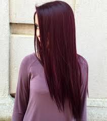 45 Shades Of Burgundy Hair Dark