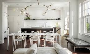 10 modern globe chandeliers and pendant lights white dining room furniture branch bubble contemporary lights