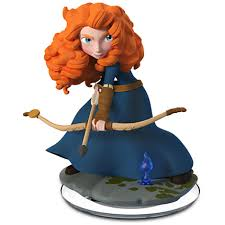 infinity characters. vignocchi said they decided on including each character for very different reasons. merida was the second-most requested disney infinity social characters h