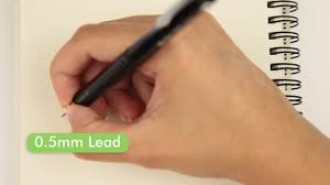 How To Choose Mechanical Pencil Lead 9 Steps With Pictures