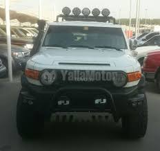 Used Toyota FJ Cruiser 2014 Car for Sale in Sharjah (770130 ...